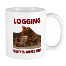 SAVE THE FORESTS Mug