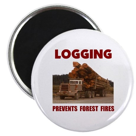 SAVE THE FORESTS Magnet