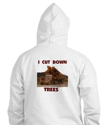 SAVE THE FORESTS Hoodie