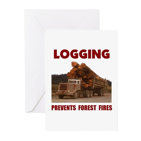 SAVE THE FORESTS Greeting Cards (Pk of 20)