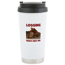 SAVE THE FORESTS Travel Mug