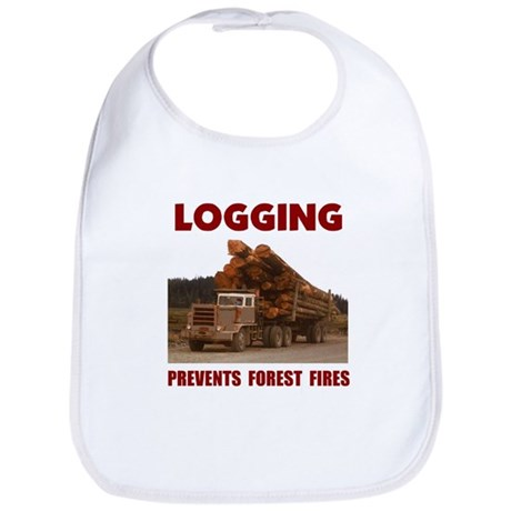 SAVE THE FORESTS Bib