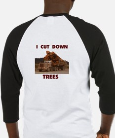 SAVE THE FORESTS Baseball Jersey