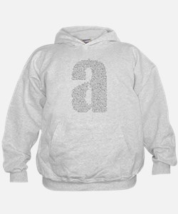 a is for austen Hoodie
