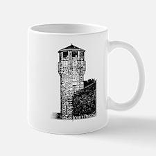 Joliet Prison B&W Mug