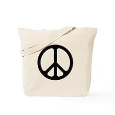 Black CND logo Tote Bag