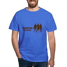 T-Shirt Earth's Bodyguards