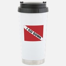 I Go Down... Travel Mug