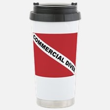 Commercial Diver Travel Mug