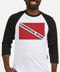 Commercial Diver Baseball Jersey