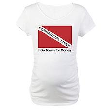 Commercial Diver - I go down Shirt