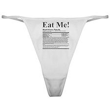 Eat Me... Classic Thong