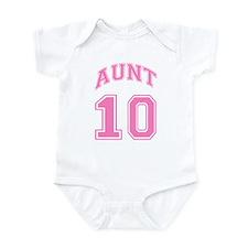 AUNT 2010 Infant Bodysuit