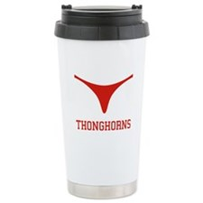 Thonghorns Travel Mug