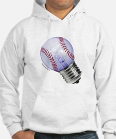 Baseball Lightbulb Jumper Hoody