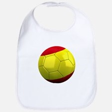 Spanish Soccer Ball Bib