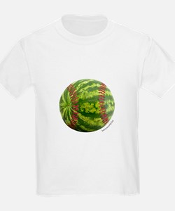 Baseball Melon T-Shirt