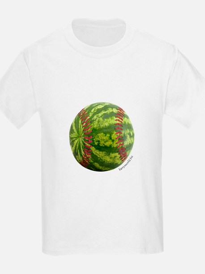 Baseball Melon T-Shirt