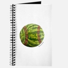 Baseball Melon Journal