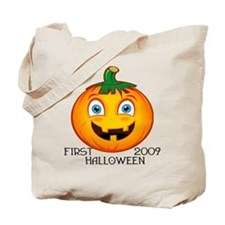 First Halloween 2009 Tote Bag