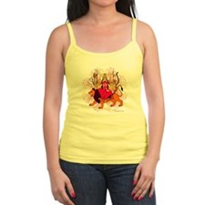 www.YogaGlam.com Jr.Spaghetti Strap