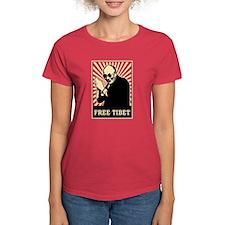 Dalai Lama Free Tibet Tee