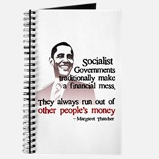 Cool Funny anti obama Journal