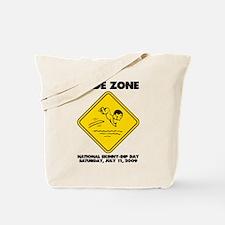 National Skinny-Dip Day Tote Bag