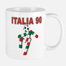 Retro 1990 Italia world cup Mug