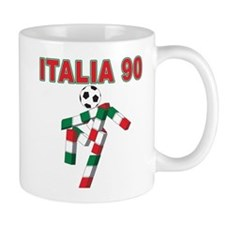 Retro 1990 Italia world cup Mug