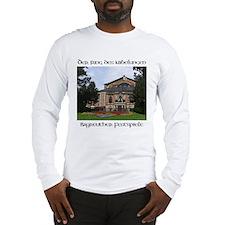 Bayreuth Ring Cycle Long Sleeve T-Shirt