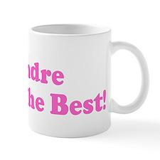 Deandre You're The Best! Mug
