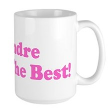 Deandre You're The Best! Mug