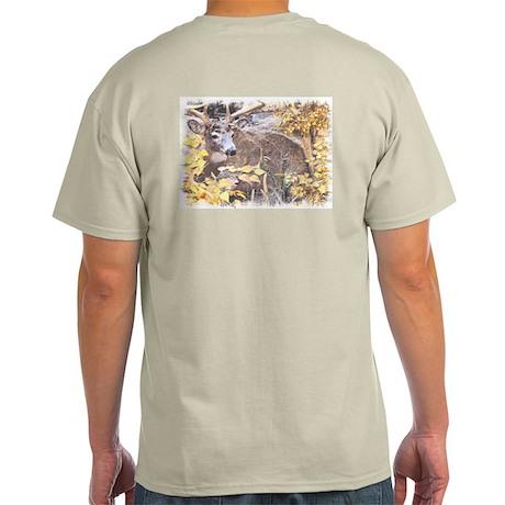 Fall Buck Light T-Shirt