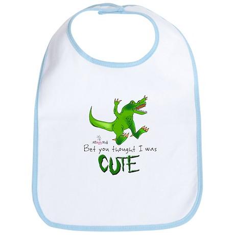 Dinosaur Roar!!! Bib
