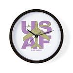 F-86F Wall Clock