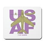 F-86F Mousepad