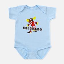 Colorado Moose Infant Bodysuit
