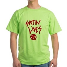Satin Lives T-Shirt