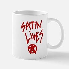 Satin Lives Mug