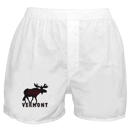 Vermont Moose Boxer Shorts