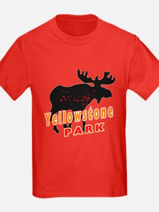 yellowstone Moose T