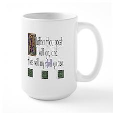 Whither thou goest Mug