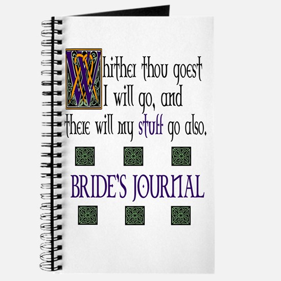 Whither thou goest Journal