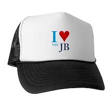 I heart the JB Trucker Hat