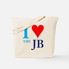 I heart the JB Tote Bag