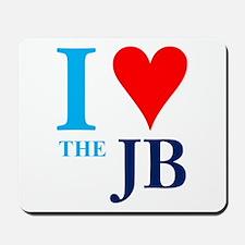 I heart the JB Mousepad