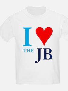 I heart the JB T-Shirt