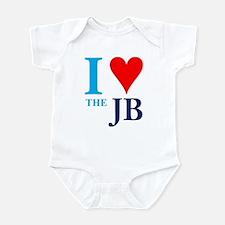 I heart the JB Infant Bodysuit