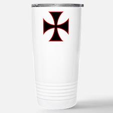 Iron Cross Travel Mug